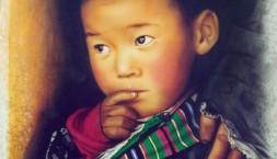 Ritratti Tibetani